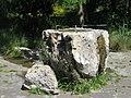 1220 Donaupark - Natursteinbrunnen IMG 0918.jpg