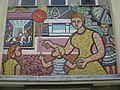 1220 Wagramer Straße 164-168 Stg 3 - Mosaik-Supraporte Familie von Eugenie Deutsch 1960 IMG 8469.jpg