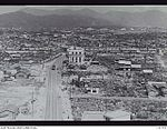 131774 LOOKING SOUTH OF THE CITY, SHOWING THE REBUILDING AND CLEARING THAT HAS BEEN CARRIED OUT ONE YEAR AFTER THE ATOM BOMB WAS DROPPED.JPG