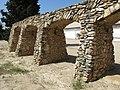 131 Arcades del recinte de la sala Kursaal (Valls), antic aqüeducte.jpg