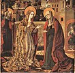 15th-century unknown painters - The Visitation - WGA24057.jpg