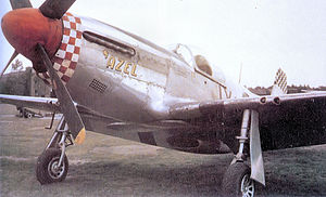 162d Tactical Reconnaissance Squadron North American P-51C-1-NT Mustang 42-103213. -2.jpg