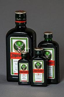 Jagermeister ingredients deer blood