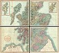 1801 Cary Map of Scotland (4 Sheets) - Geographicus - Scotland-cary-1801.jpg
