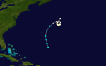 1853 Atlantic hurricane 6 track.png