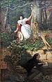 1860 Schwind Abenteuer des Malers Joseph Binder anagoria.JPG