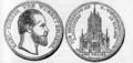 1869 Württemberg 2 thaler both.png