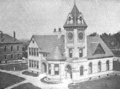 1891 Princeton public library Massachusetts.png