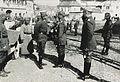 1916 - Albert Reich - Transilvania, intalnire arhiducele Carol cu generalul Kraft la Cisnadie p12.jpg