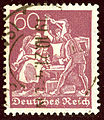 1921 Lilas Germany 60pfg Mi165.jpg