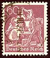 1921 Lilas Germany 60pfg Mi165.jpg