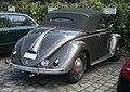 1949 Volkswagen Typ 1 Hebmüller cabriolet from Sweden.jpg