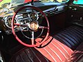 1951 Hudson maroon convertible at 2015 Shenandoah AACA meet 07.jpg