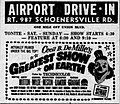 1952 - Airport Drive-In -Oct 3 MC - Allentown PA.jpg