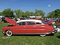 1952 Hudson Hornet sedan at 2015 Shenandoah AACA meet 03.jpg