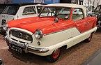 1958 Austin Metropolitan 1.5 Front.jpg