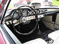 1966 Volvo P1800 interior (2721299606).jpg