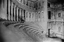 il Teatro Olimpico a Vicenza