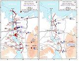 מהלכי הקרבות בסיני מ-6 באוקטובר עד ל-15 באוקטובר