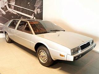 Maserati Medici Motor vehicle