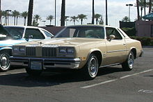 Oldsmobile Cutlass  Wikipedia