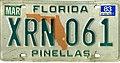 1983 Florida license plate - XRN 061.jpg
