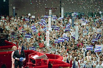 Boater - Image: 1988 GOP Convention