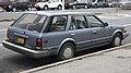 1988 Nissan Maxima GXE Wagon, rear right.jpg
