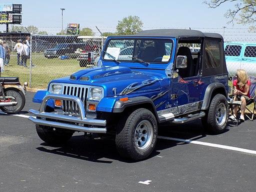 1990 Jeep Wrangler (34487426110)