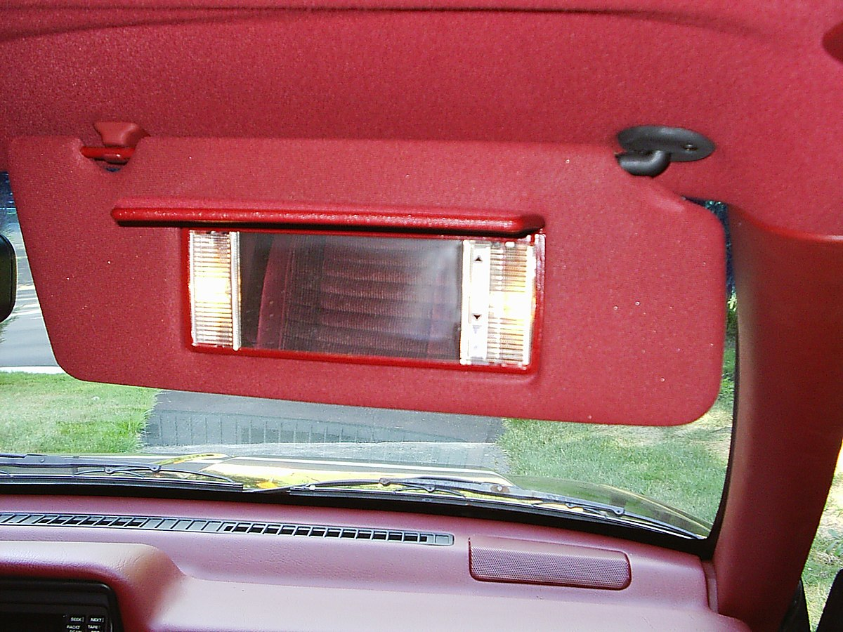 sun visor wikipedia. Black Bedroom Furniture Sets. Home Design Ideas