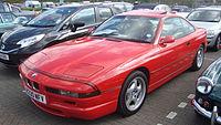 1997 BMW 840 Ci Sport Automatic (15421492062).jpg