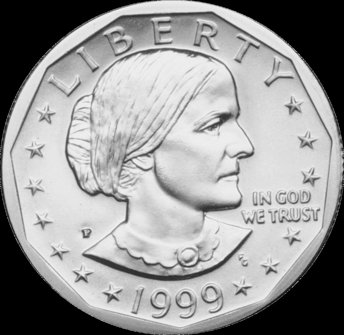 Susan B Anthony Dollar Wikipedia