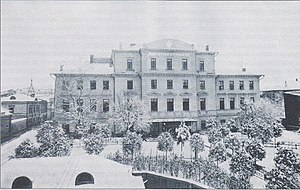 Alexander Ostrovsky - Moscow's First Gymnasium where Ostrovsky studied