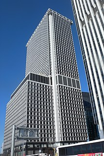 1 New York Plaza office building in New York City