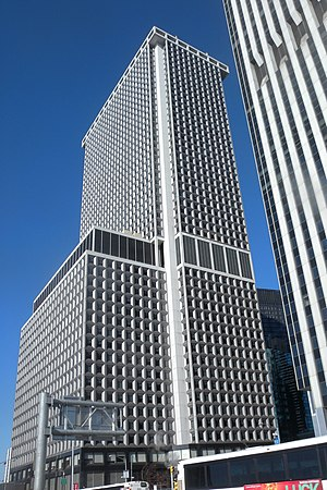 1 New York Plaza - East and south sides