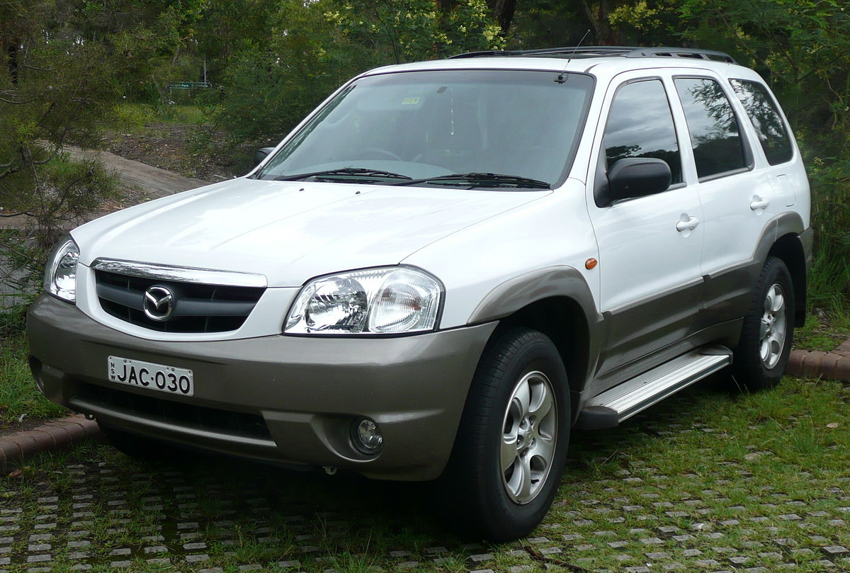Mazda Tribute - Wikipedia