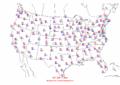 2002-09-14 Max-min Temperature Map NOAA.png