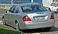 2002-2005 Mercedes-Benz E 320 (W211) Elegance sedan 01.jpg