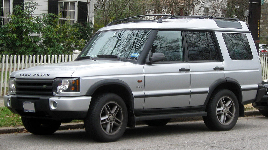 File:2003-2004 Land Rover Discovery SE7 -- 01-01-2012.jpg ...