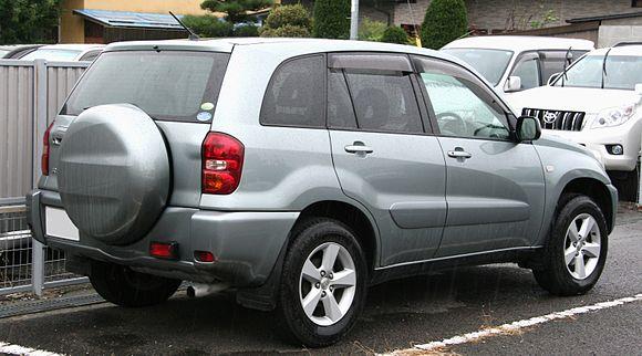 Toyota RAV4 — Wikipédia