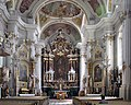20050903035DR Toblach (Bozen) Pfarrkirche Johann Baptist Altar.jpg