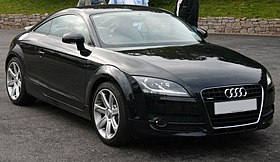 audi tt wikip dia. Black Bedroom Furniture Sets. Home Design Ideas