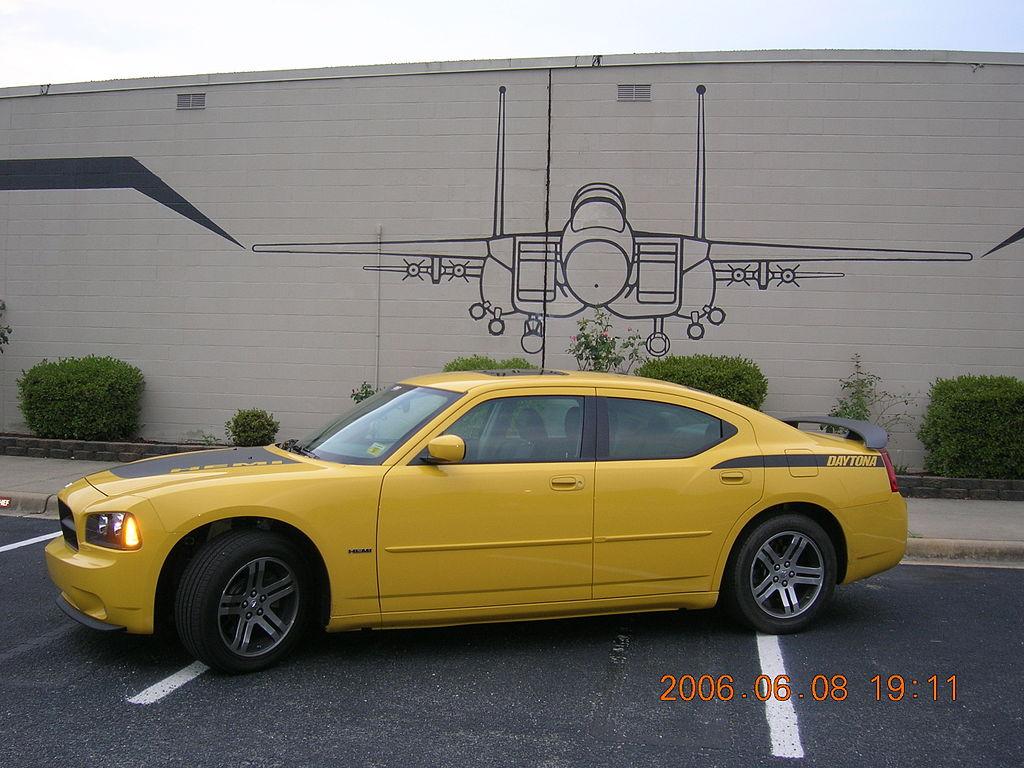 All Types 2006 charger daytona : File:2006 Dodge Charger Daytona.jpg - Wikimedia Commons