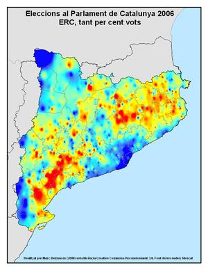 カタルーニャ共和主義左翼