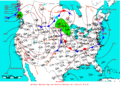 2009-06-27 Surface Weather Map NOAA.png