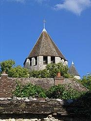 2009 - fête médiévale - Provins - la tour César.JPG