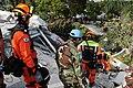 2010년 중앙119구조단 아이티 지진 국제출동100119 몬타나호텔 수색활동 (348).jpg