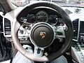 2010 Porsche Cayenne Turbo volant (1) Mondial de l'automobile Paris.jpg