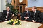 2011-11-17 Владимир Путин, Сергей Собянин, Александр Масляков (5).jpeg