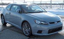 Scion tC – Wikipedia, wolna encyklopedia